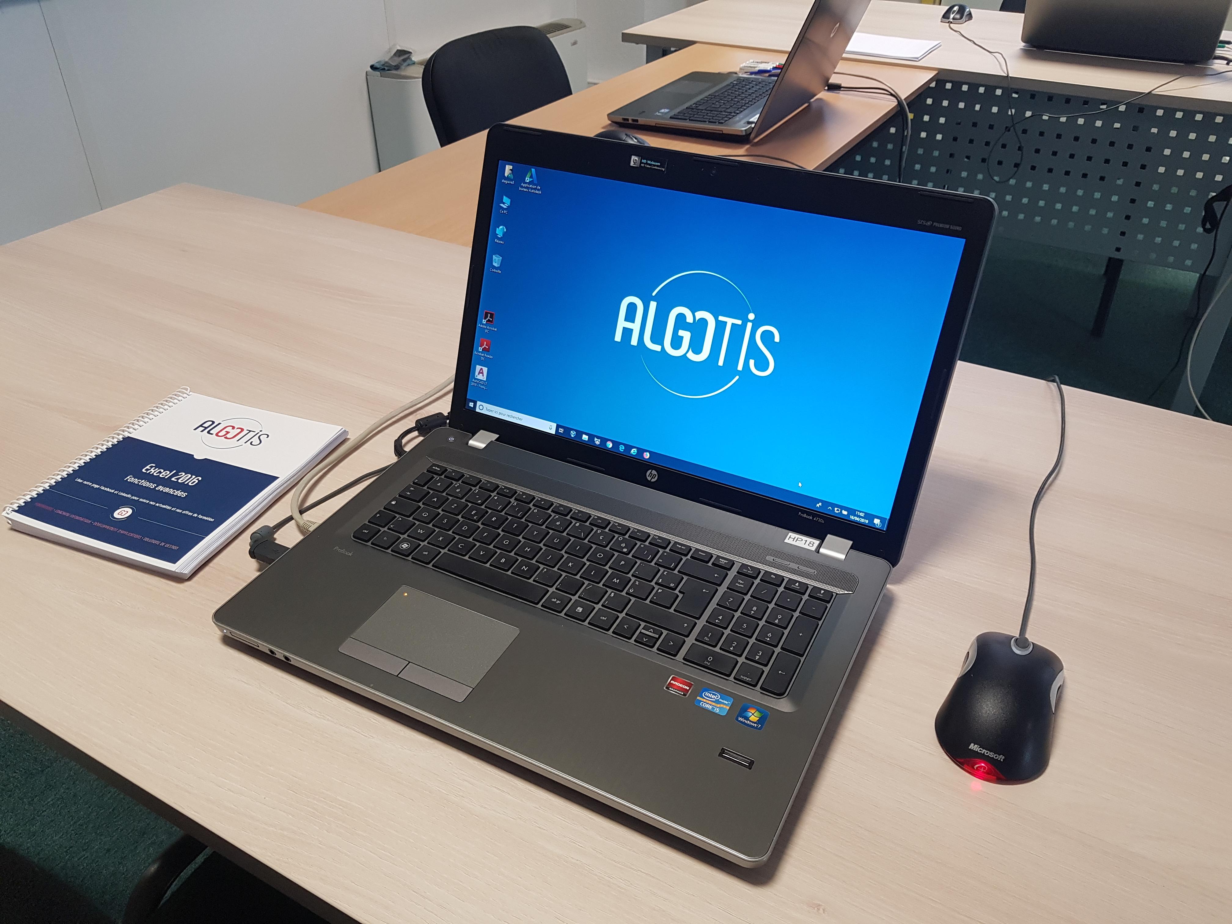 Algotis-ordinateur