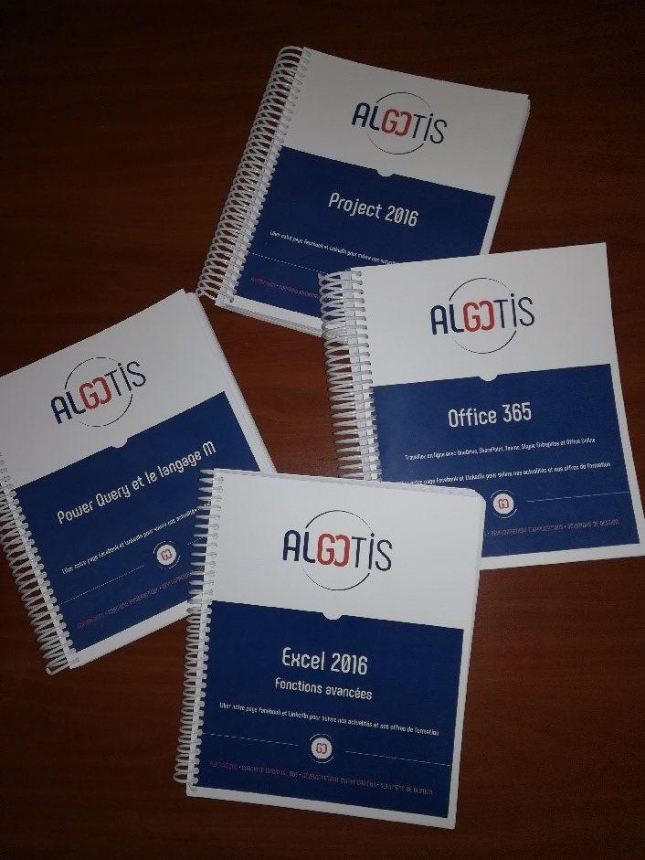 Algotis-supports
